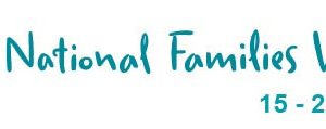 National Families Week 2018