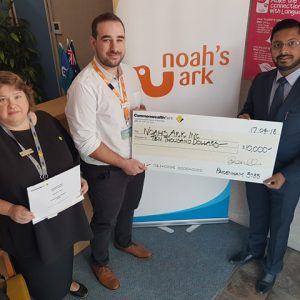 Pakenham and Wonthaggi branches welcome $10,000 Community Grant