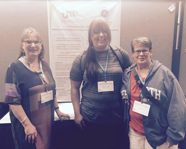 Dr Kerry Bull visits Florida to speak at an Early Childhood conference.