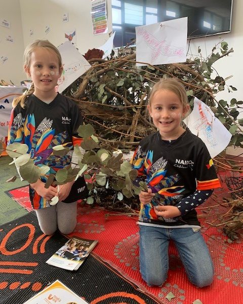Noah's Ark celebrates NAIDOC Week